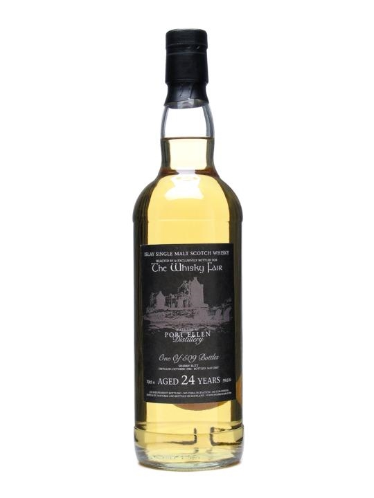 Port Ellen 1982 / 24 Year Old / Sherry Butt Island Whisky