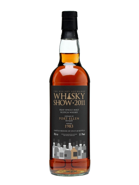 Port Ellen 1983 / The Whisky Show 2011