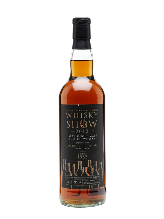 Port Ellen 1983 / The Whisky Show 2012 Islay Single Malt Scotch Whisky
