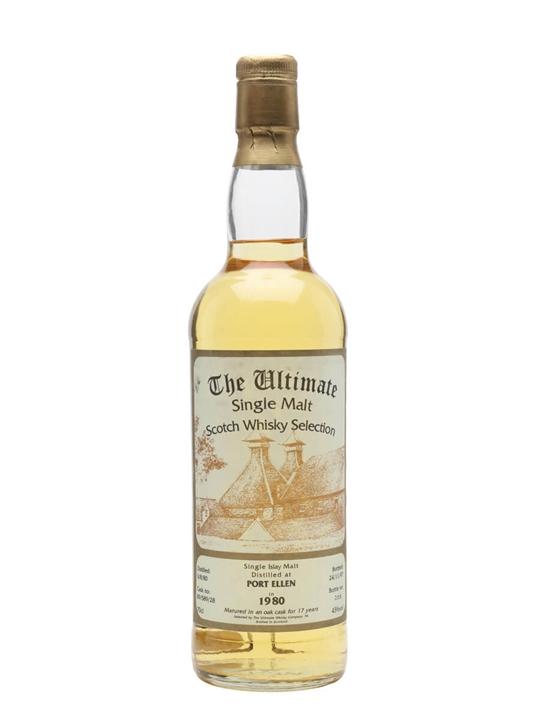Port Ellen 1980 / 16 Year Old Islay Single Malt Scotch Whisky