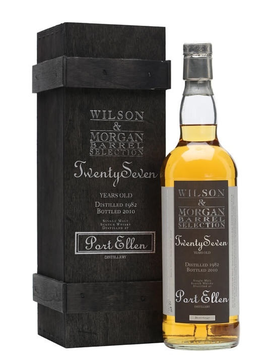 Port Ellen 1982 / 27 Year Old / Cask #2347 Islay Whisky