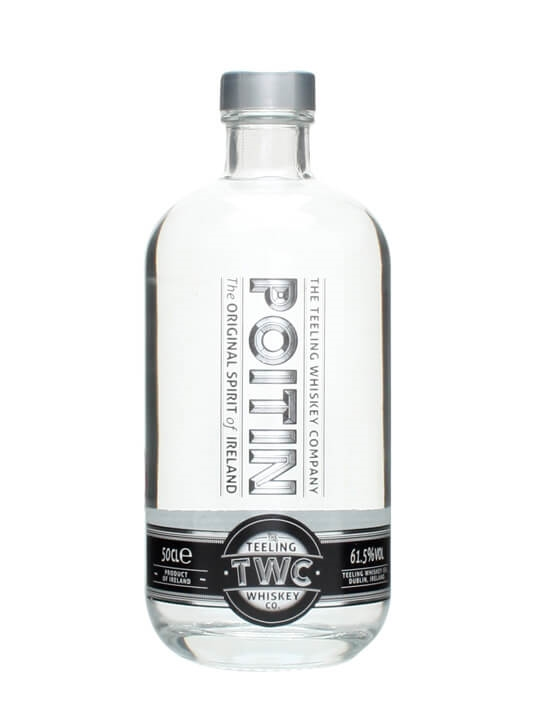 Teeling Whisky Co Poitin