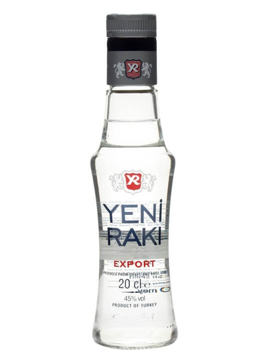 Yeni Raki / Small Bottle