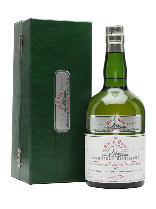 Lochnagar 1972 / 30 Year Old Highland Single Malt Scotch Whisky
