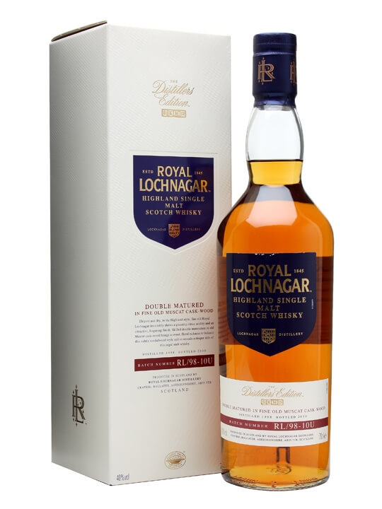 Royal Lochnagar 1998 Distillers Edition Highland Whisky
