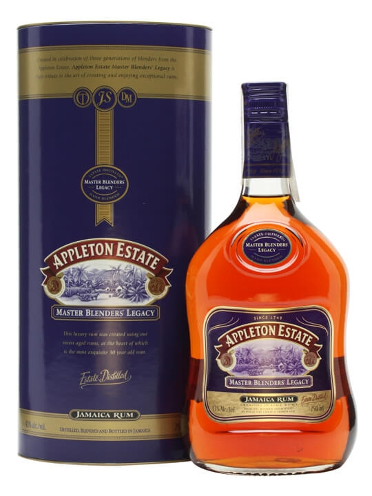 Appleton Estate Master Blenders Legacy Rum