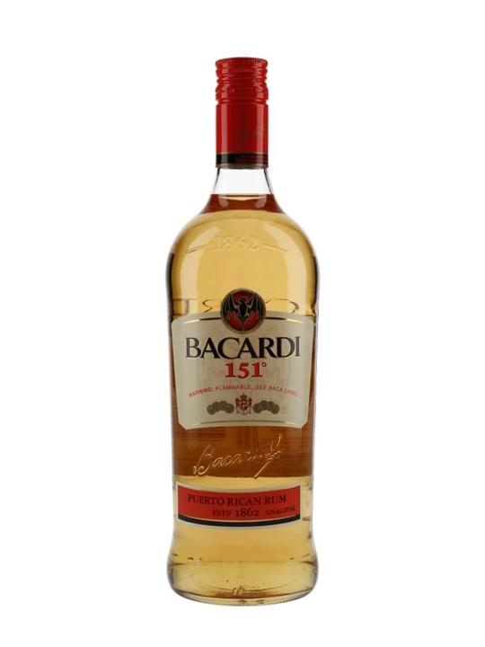 Bacardi 151' Rum