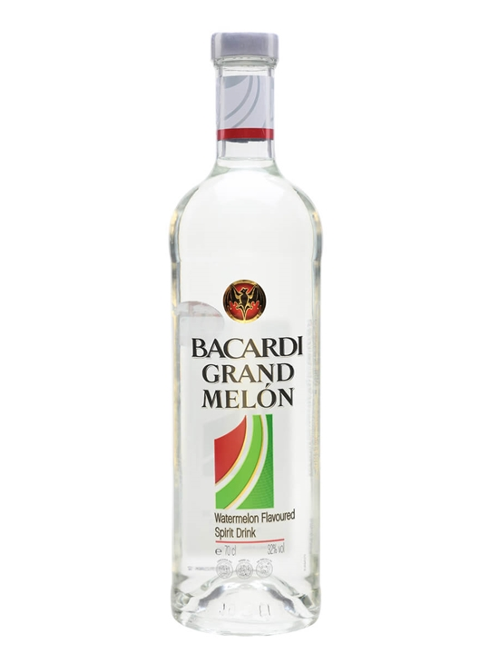 Bacardi Grand Melon Spirit