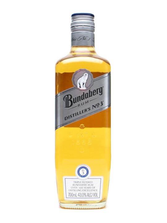 Bundaberg Distiller's No:3 Rum