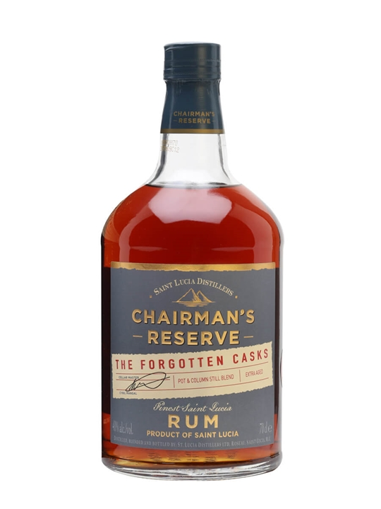 Chairman's Reserve Rum / The Forgotten Casks