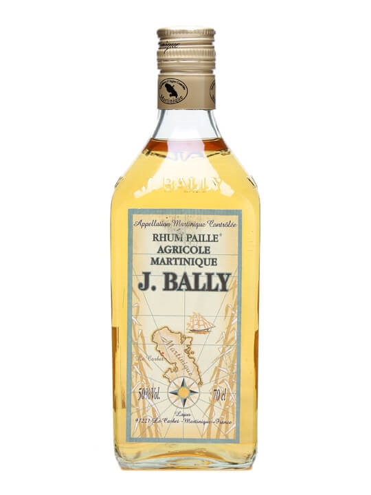 J Bally Paille Rum