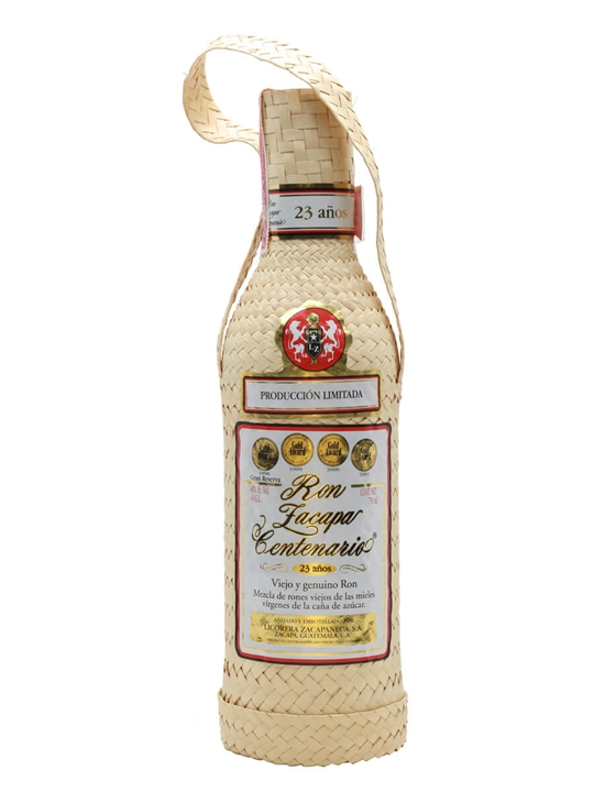 Ron zacapa 39 23 anos 39 centenario rum white label buy for Food bar zacapa