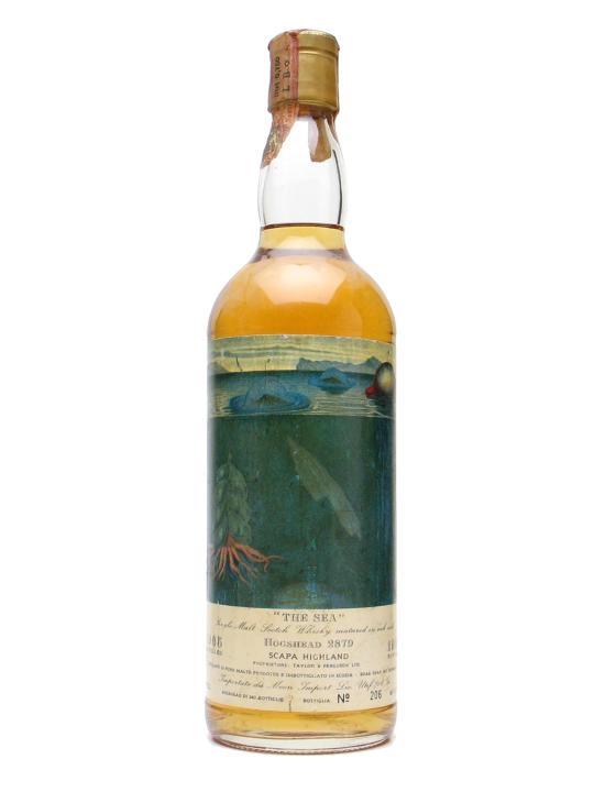 Scapa 1965 / The Sea Island Single Malt Scotch Whisky