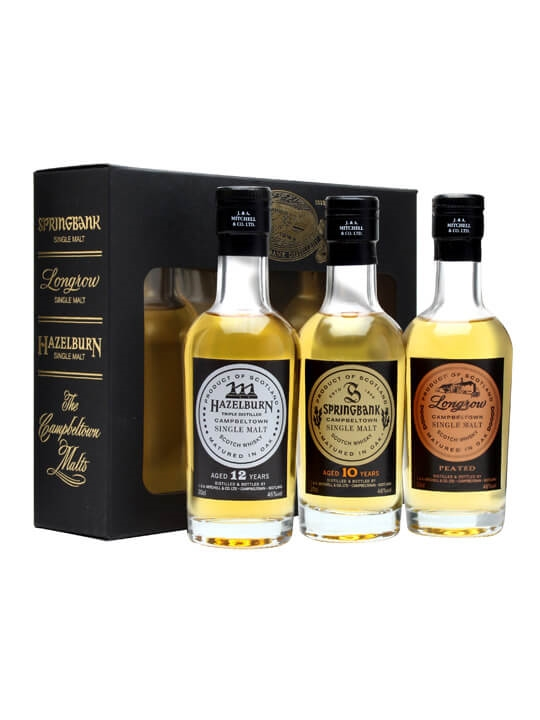 Springbank Campbeltown Malts Gift Pack Campbeltown Whisky