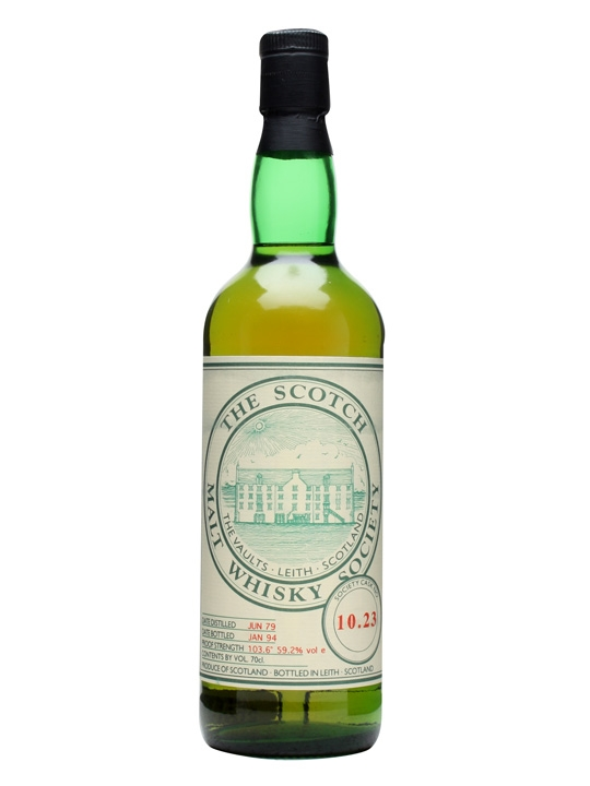 Smws 10.23 / 1979 / Bot.1994 Islay Single Malt Scotch Whisky