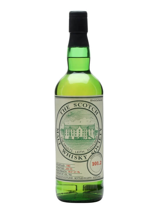 Smws 101.2 / 1980 / Bot.1993 Speyside Single Malt Scotch Whisky
