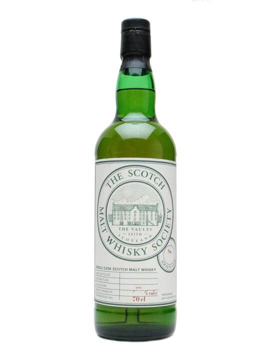 "Smws 103.10 / 1970 / 30 Year Old / ""brown Sugar"" Highland Whisky"