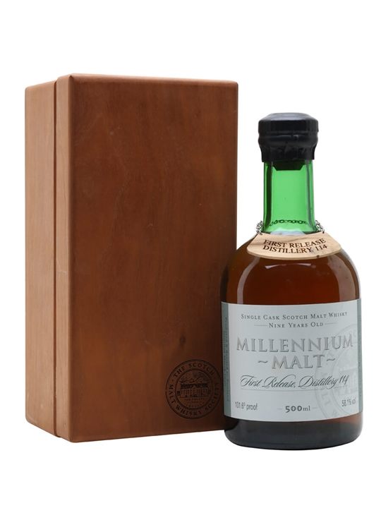 Smws 114.1 / 9 Year Old / Millennium Malt
