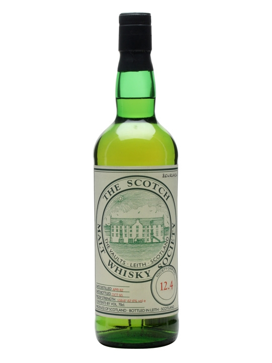 Smws 12.4 / 1982 / Bot.1993 Speyside Single Malt Scotch Whisky