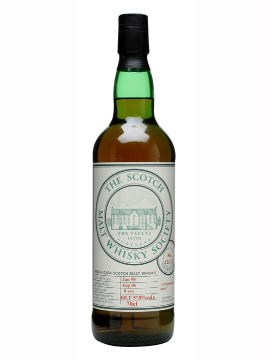 Smws 121.17 / 1998 / 8 Year Old Island Single Malt Scotch Whisky