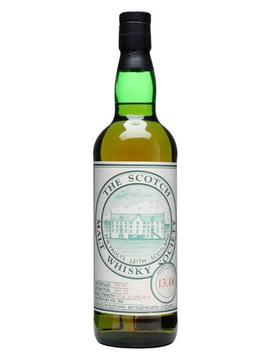 Smws 13.18 / 1965 / Bot.1995 Highland Single Malt Scotch Whisky