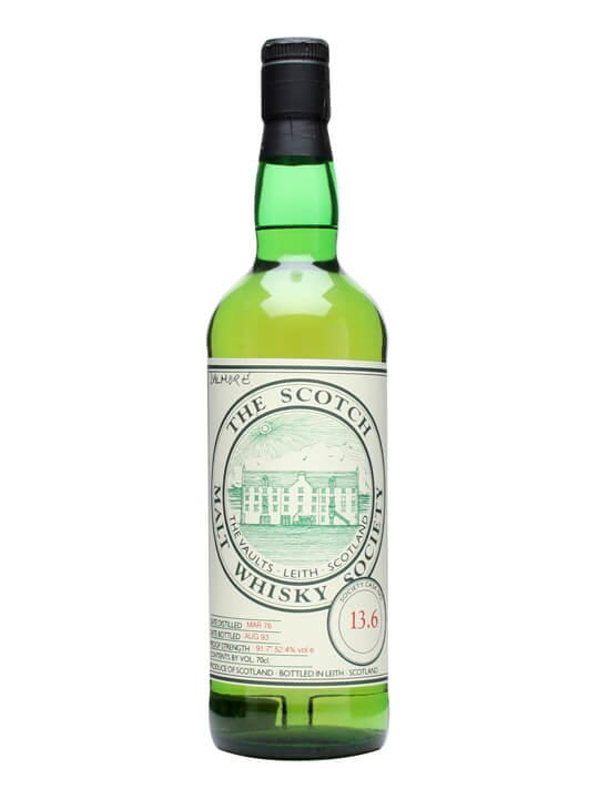 Smws 13.6 / 1976 / Bot.1993 Highland Single Malt Scotch Whisky