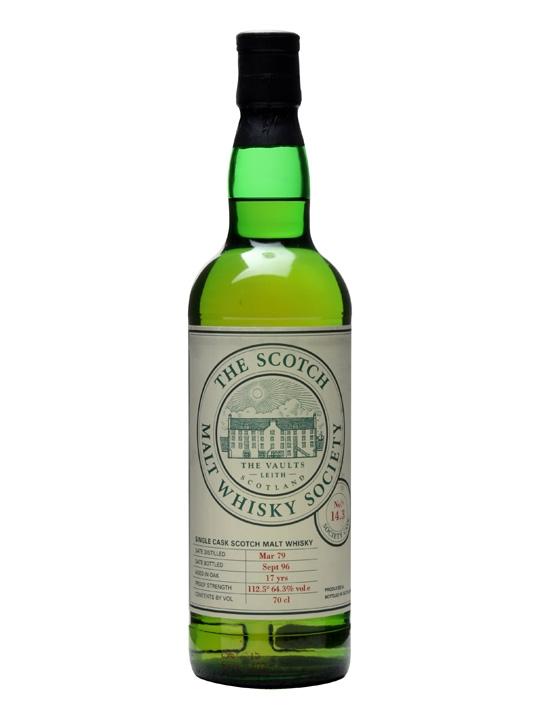 Smws 14.3 / 1979 / 17 Year Old Island Single Malt Scotch Whisky