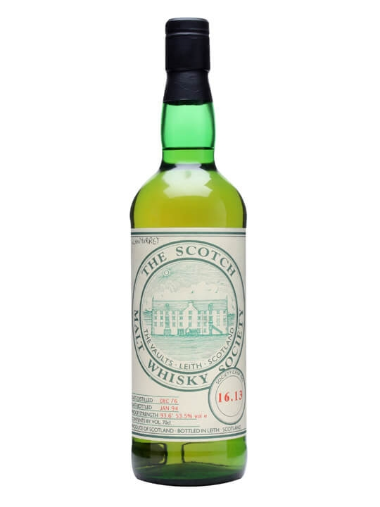 Smws 16.13 / 1976 / Bot.1994 Highland Single Malt Scotch Whisky
