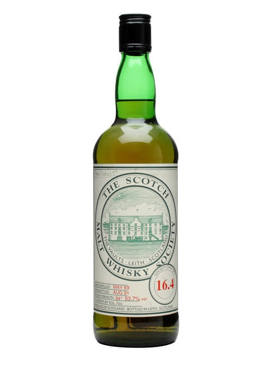 Smws 16.4 / 1969 / Bot.1991 Highland Single Malt Scotch Whisky