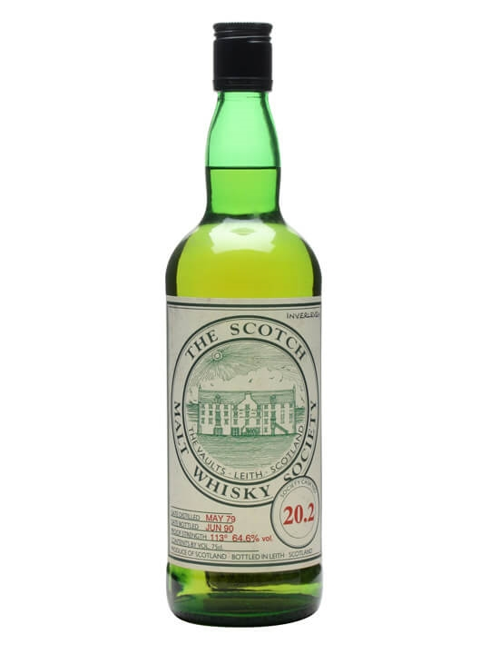 Smws 20.2 / 1979 / Bot.1990 Lowland Single Malt Scotch Whisky