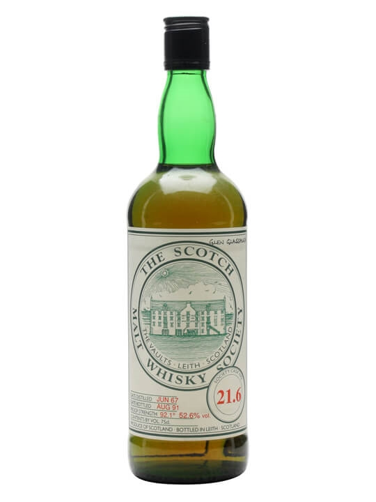 Smws 21.6 / 1967 / Bot.1991 Speyside Single Malt Scotch Whisky