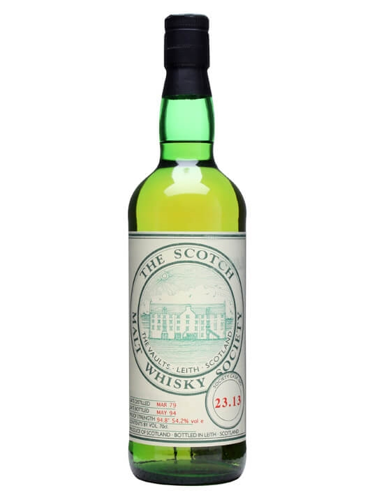 Smws 23.13 / 1979 / Bot.1994 Islay Single Malt Whisky