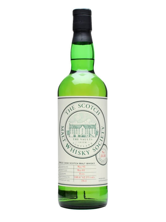 Smws 23.38 / 1993 / Bot.2001 Islay Single Malt Scotch Whisky