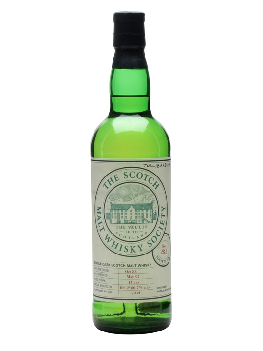 Smws 28.3 / 1983 / 13 Year Old Highland Single Malt Scotch Whisky