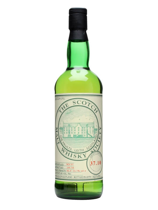 Smws 37.10 / 1981 / Bot.1994 Speyside Single Malt Scotch Whisky