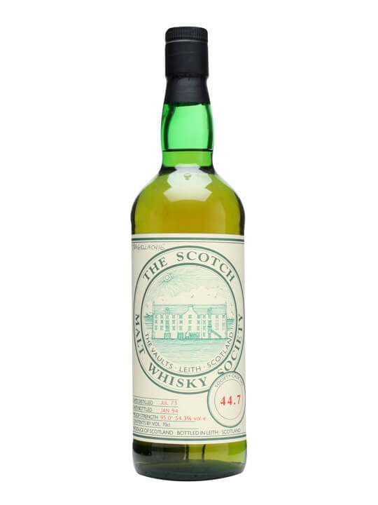 Smws 44.7 / 1973 / Bot.1994 / 'a Flapper Of A Whisky' Speyside Whisky