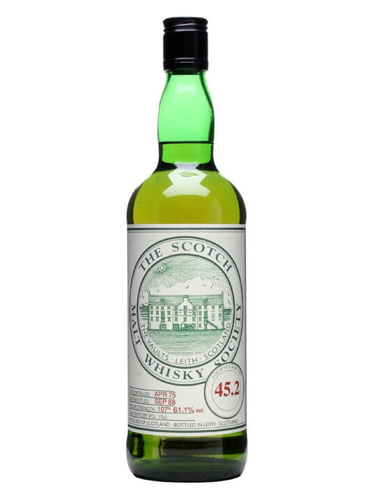 Smws 45.2 / 1975 / Bot.1988 Speyside Single Malt Scotch Whisky
