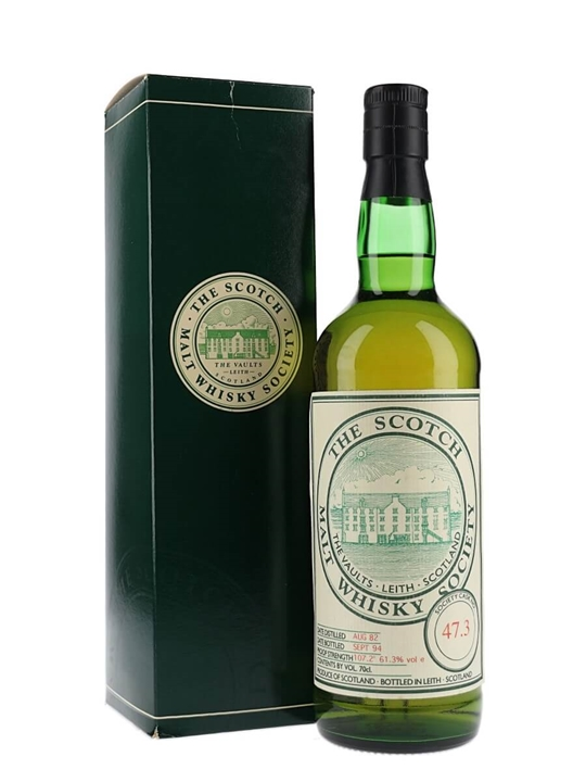 Smws 47.3 / 1982 / Bot.1994 Speyside Single Malt Scotch Whisky