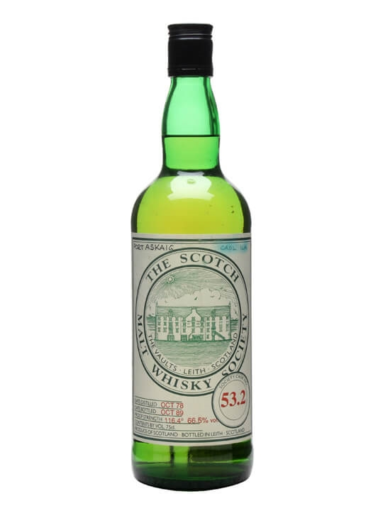 Smws 53.2 / 1978 / Bot.1989 Islay Single Malt Scotch Whisky