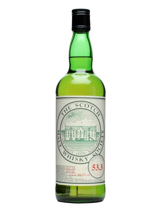 Smws 53.3 / 1978 / Bot.1990 Islay Single Malt Scotch Whisky