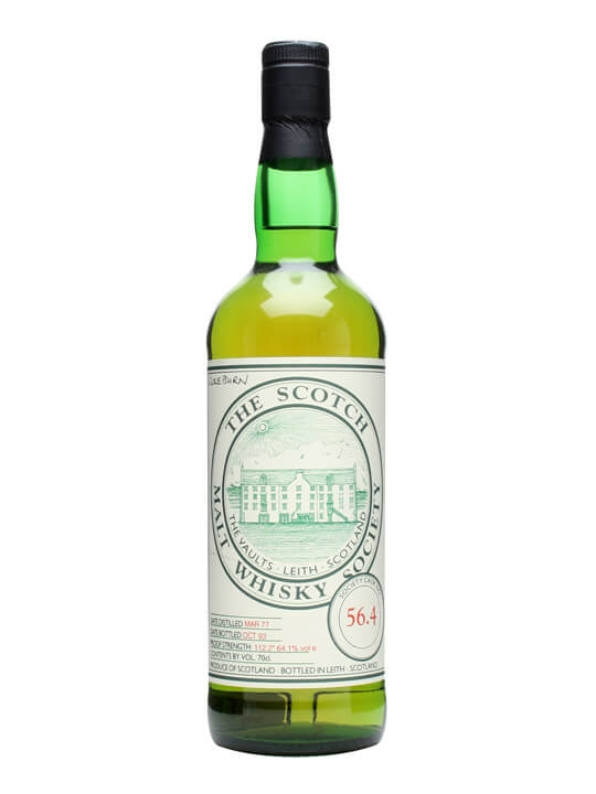 SMWS 56.4 / 1977 / Bot.1993 Speyside Single Malt Scotch Whisky