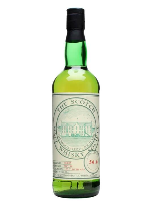 Smws 56.6 / 1984 / Bot.1994 Speyside Single Malt Scotch Whisky