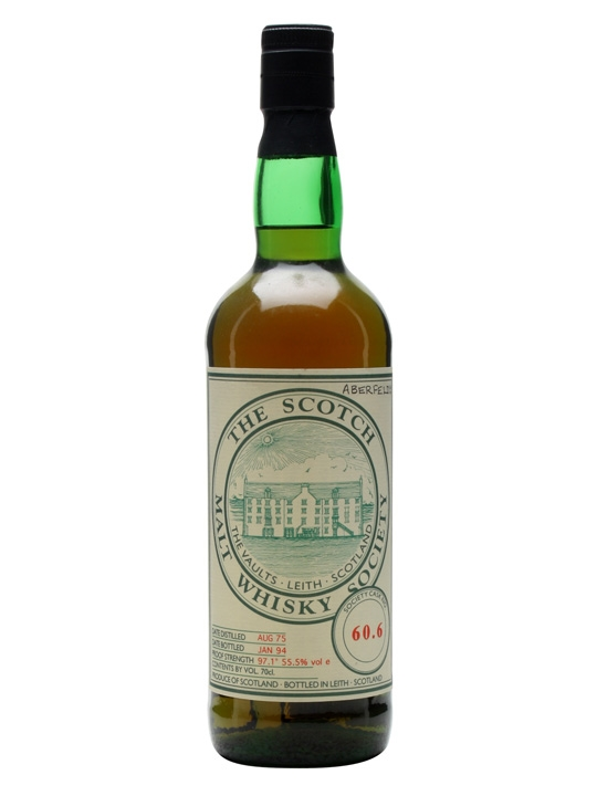 Smws 60.6 / 1975 / Bot.1994 Highland Single Malt Scotch Whsiky