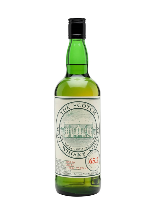 Smws 65.2 / 1979 / Bot.1991 Speyside Single Malt Scotch Whisky