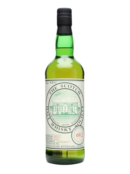 Smws 69.2 / 1978 / Bot.1993 Highland Single Malt Scotch Whisky