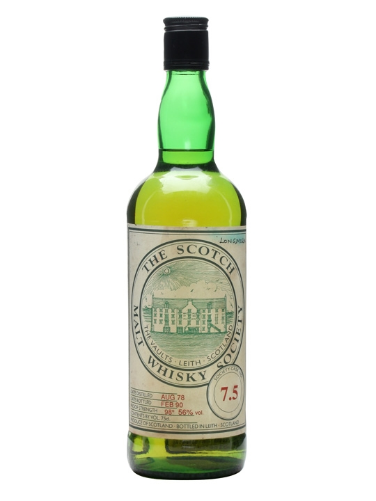 Smws 7.5 / 1978 / Bot.1990 Speyside Single Malt Scotch Whisky