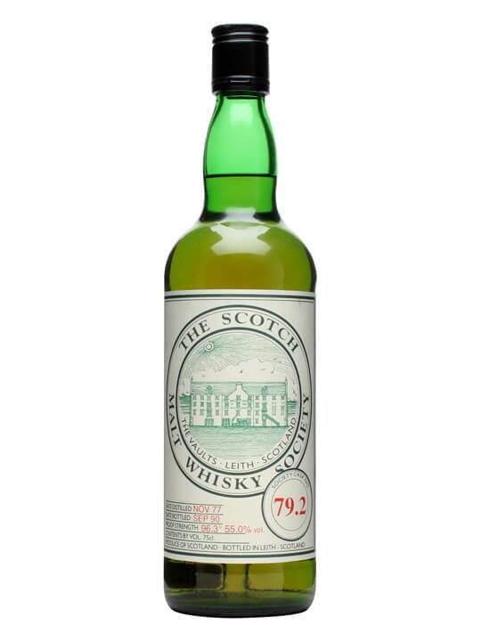 Smws 79.2 / 1977 / Bot.1990 Highland Scotch Malt Scotch Whisky