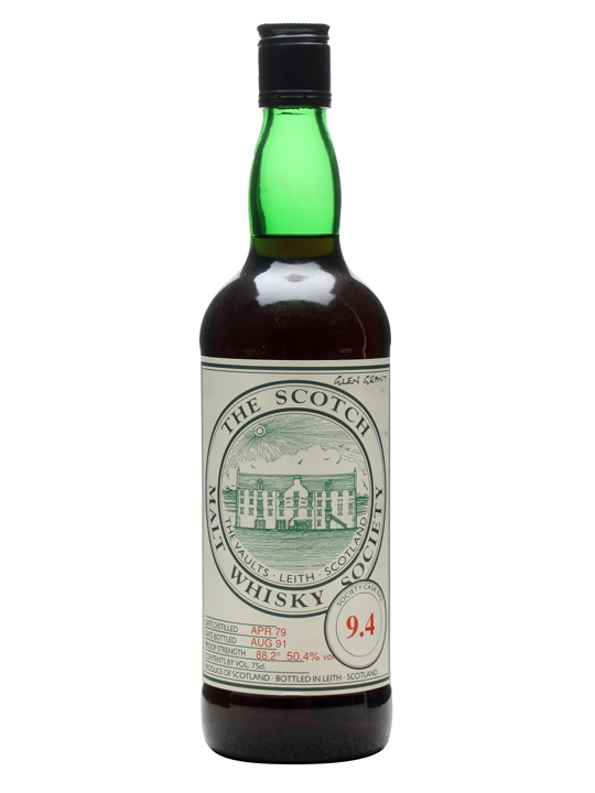 Smws 9.4 / 1979 / Bot.1991 Speyside Single Malt Scotch Whisky