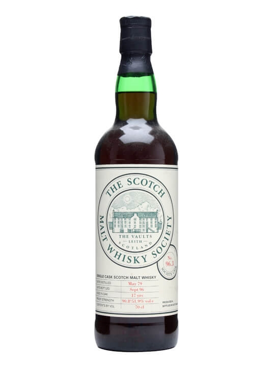 Smws 96.3 / 1979 / 17 Year Old Speyside Single Malt Scotch Whisky