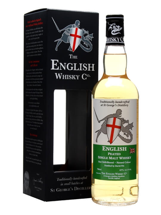 English Whisky Co. / Peated